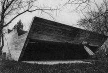 Van Wassenhove House by Juliaan Lampens (1974)