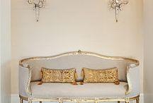 Sumptuous sofas