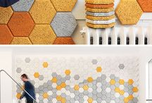 Wall covering, cladding, wall art & textures