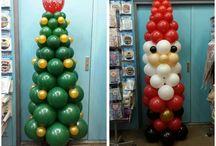 kerstboom & kerstman