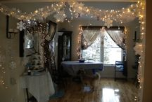 Fantasy Christmas / How I would decorate my home.  / by Kayla Viall