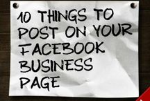Stampin' Business Tips / Business tips and tricks for social media and more