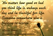 ❤ Life Quotes ❤