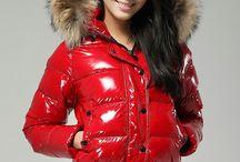 Shiny jackets