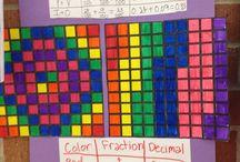 grade 3/4 fractions