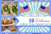 Memorial Day & Labor Day / Food, activities, decorating and fun ideas for Memorial Day and Labor Day