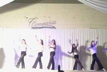 Danza. / C.C.G. Festival de fin de año.