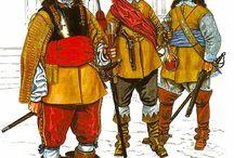 uniformes royaliste