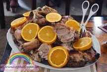 Pratos de Carne / http://arcoirisnacozinha.blogspot.pt/