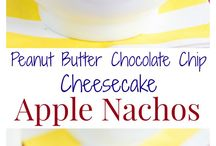 Back to School Recipes / Easy recipes for mom and ones kids will love!