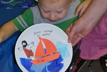 Bible Craft Ideas / Preschool Sunday School Crafts / by Liz Keslar