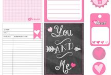 CRAFTS - Valentine printables