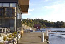 Norge rundt / Fine steder og hoteller i Norge.
