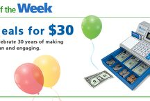 30 products for $30 each for our 30th anniversary! / by Learning Resources