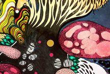 Inkspective / Ioana Halunga's artwork