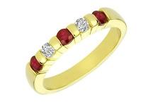 Ruby Jewelry - July's Birthstone