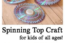 STEM Crafts for Kids / Crafts and experiments full of Science Tech Engineering and Math (that's STEM!) Learn while having so much fun!