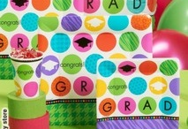 Graduation Party Supplies / Celebrate your Grad's success with our Graduation Party Supplies, Decorations & Party Favor Kits.  / by PartyBell.com-Online Costumes and Party Supplies Store