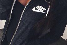 Nike Zip Up Jackets
