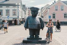 Tommy's & Jenni's Finland Trip <3