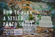Tailor Made Styled Shoot Feb