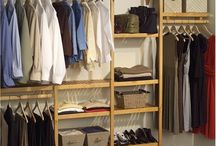 Closets / by Cindi Hedstrom