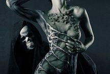 Body Art / Body Paintings