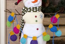 Crochet: HOLIDAY / I ONLY POST FREE PATTERNS. / by C. Meighan