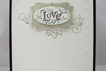 Stampin' Up! Projects / by Melody Tess