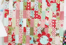 I am a quilter and my house is in pieces. / Everything quilting and fabrics / by Lauren Gelbart