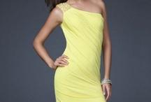 dresses! / by Aleisha Job