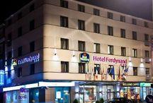 BEST WESTERN PLUS Hotel Ferdynand / BEST WESTERN PLUS Hotel Ferdynand znajduje się w centrum w Rzeszowie. Jest to idealne miejsce na nocleg dla wszystkich odwiedzających stolicę innowacji.