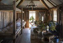 shack interiors