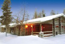 Christmas Cabins