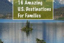 Family Travel / Traveling with kids in your own city or across the globe. Here are some great places plus tips and tricks for traveling with children. See the rest of my boards here: https://www.pinterest.com/IssaWaters/ and when you're ready to start the eCourse 60 Days to Positive Parenting go here: http://lovelivegrow.com/positive-parenting