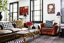 80/20 Decor : Masculine + Eclectic