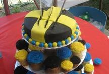Wolverine party theme / by Maíra Minosso