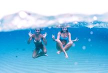 #underwaterselfie