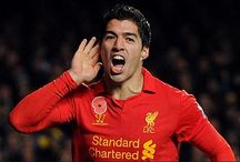 Suarez On Fire