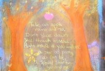 Poetry / by Melanie Bartholomew