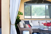 Pergola Shade, Covers and Curtains