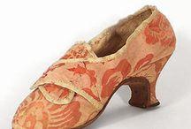 Vintage foot wear
