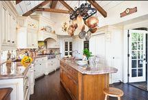 Dream kitchen. Кухня мечты.