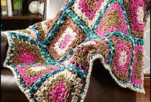 Healing Blanket patterns / Crocheting patterns for Healing Blankets