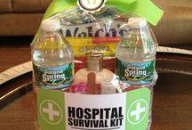 Hospital Survival Kits
