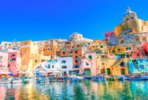 Colorful Places In The World