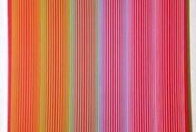 US - Op Art / Ларри Пунс - род. В Токио, вырос в Нью-Йорке. Попадает в лигу художников Мома. Увлекался Кандинским, Мондриааном.