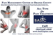 Pain Management Orange County / All conditions of Pain Management health Care Center services available in our Clinic. Our Services all Southern California. Visit website for more information.