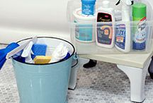 Homemade cleaning solutions / by Jo Anne Korpi