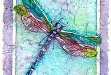 Picture cards / Dragonfly